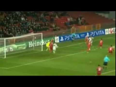 Super Goals.Nordsjaelland Vs Shakhtar 2 - 5