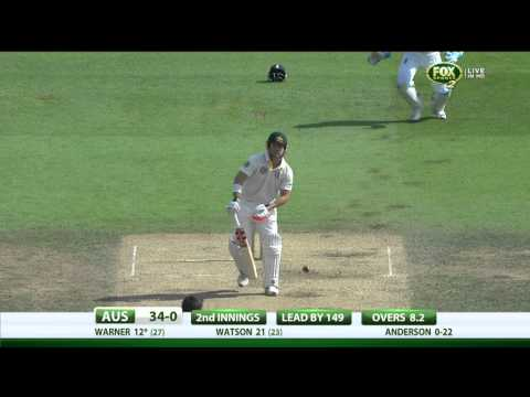 Fifth Ashes Test, day five highlights