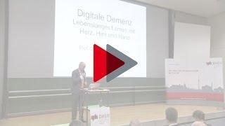 Digitale Demenz -- Prof. Dr. Dr. Manfred Spitzer an der DHBW Stuttgart