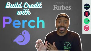 Perch Credit, The hottest new Credit Building App | Backed by Forbes, JayZ