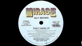 ELLY BROWN - don
