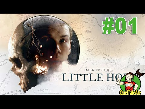 LITTLE HOPE - Gameplay ITA - Walkthrough #01 - UNA FAMIGLIA UNITA