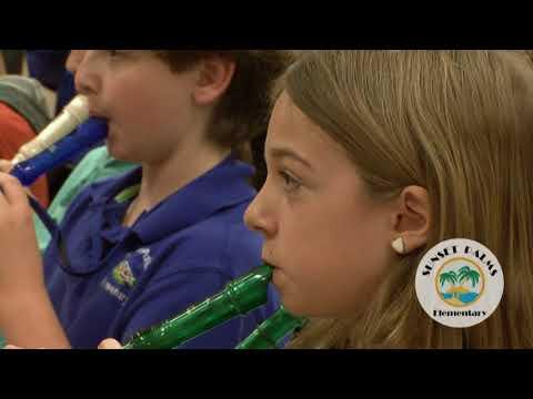 Sunset Palms Elementary School Video