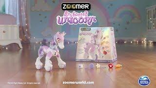Zoomer |  Enchanted Unicorn TV Commercial - UK