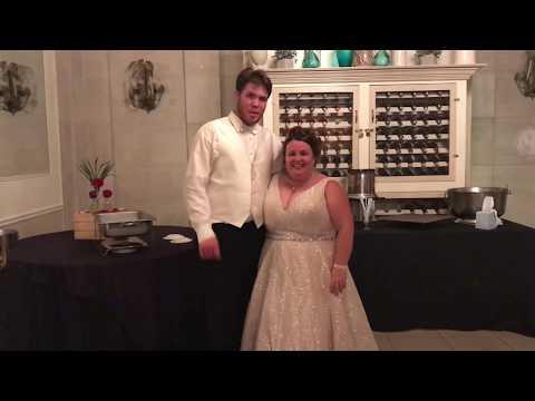 Music Man Entertainment Wedding Testimonials | Christy & Ethan | 09/02/18 | The Hall of Springs