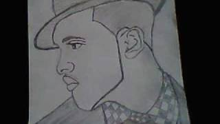 drawing of jason derulo