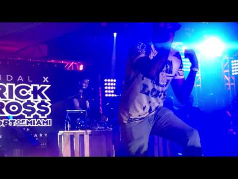 Meek Mill - Dreams & Nightmares (Live at Treetop Ballroom of Port of Miami 10th Year Anniversary)