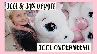 JOOL GAAT HAAR EIGEN VIDEO MAKEN EN 5 MAANDEN UPDATE JAX | Vlog #363 | Diesna Loomans