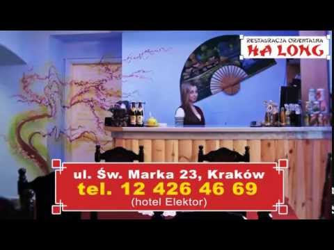 Restauracja Orientalna Kraków Kuchnia Chińska Wietmanska Ha Long