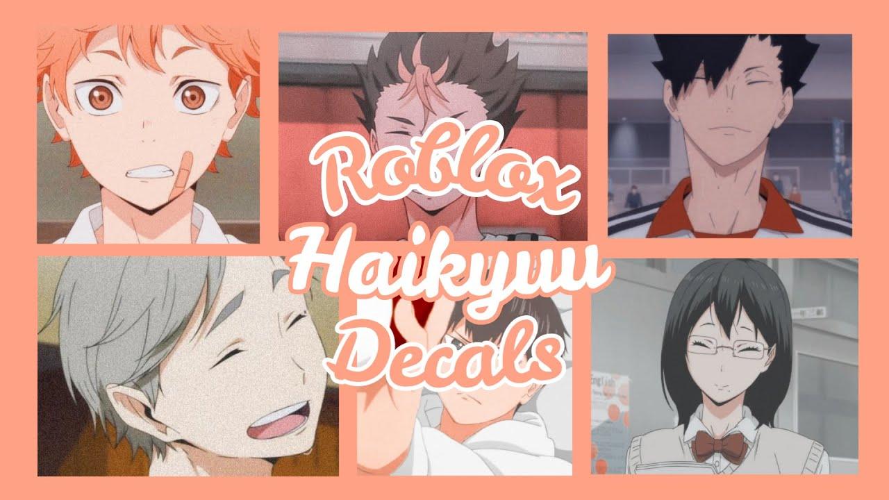 19/06/2020· roblox    bloxburg x royale high ~ aesthetic anime decal ids. ROBLOX    Bloxburg x Royale High ~ Aesthetic Haikyuu ...