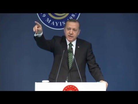 Cumhurbaşkanı - DAEŞ, PYD ve YPG Suriye'deki Küresel Güç Mücadelesinin Aracıdır