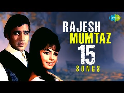 Top 15 songs of Rajesh and Mumtaz | Evergreen Jodi