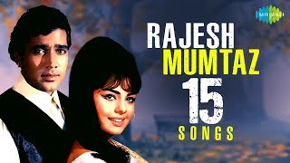 Top 15 songs of Rajesh and Mumtaz | Evergreen Jodi