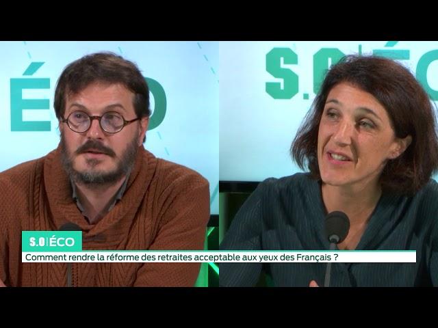 ECO - Comment rendre la réforme des retraites acceptable aux yeux des Français ?