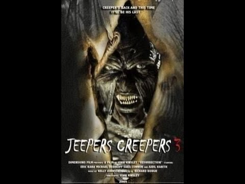 Download اقوى افلام الرعب والاثاره horror Jeepers Creepers III 2017