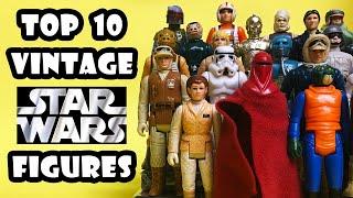 Top 10 Best Vintage Kenner Star Wars Action Figures 1978 to 1985
