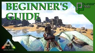 In Search of Crystal/Metal/Cementing Paste! Ark Beginner's Guide S2E07