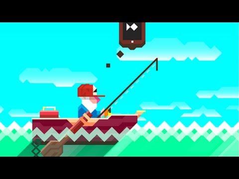 More Ridiculous Fishing - IPhone IPad Game
