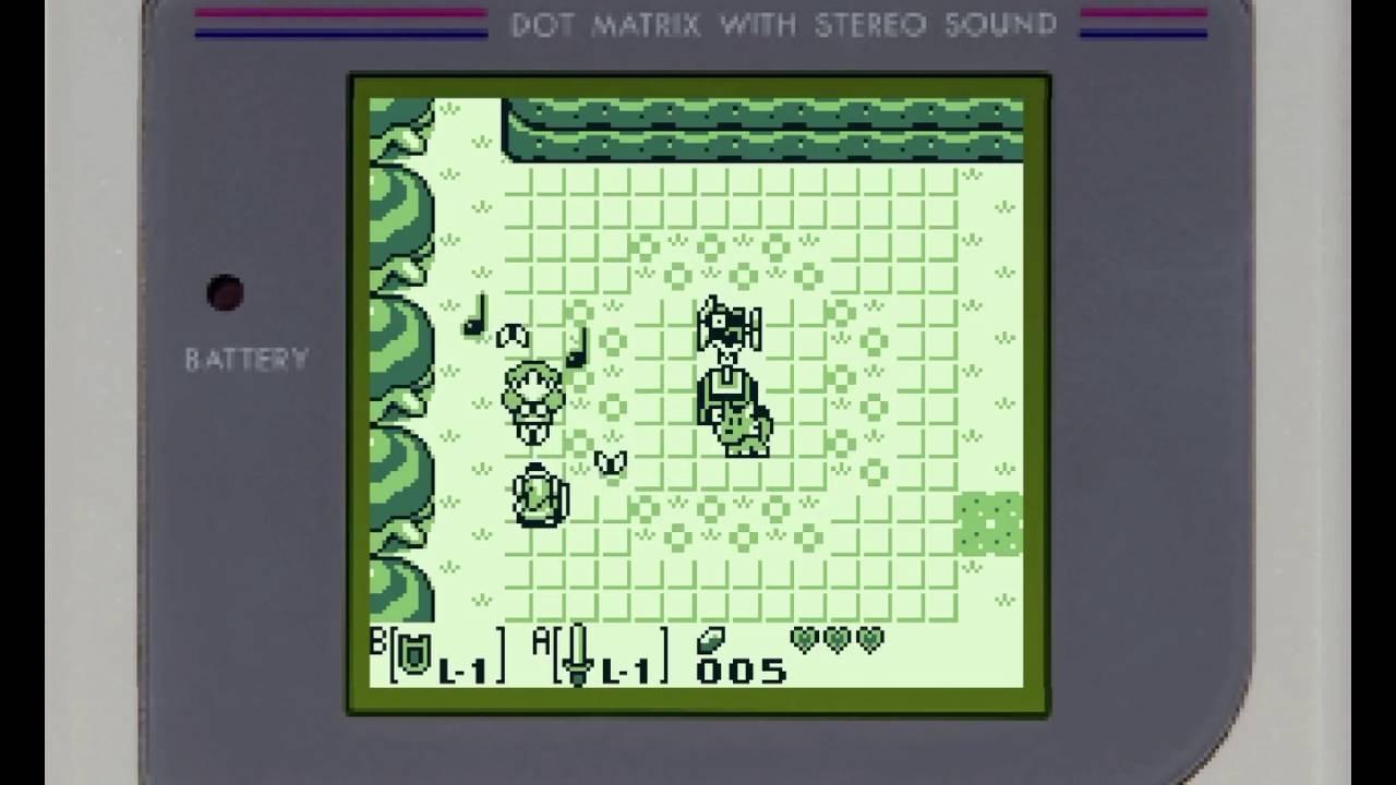 The Legend Of Zelda Link S Awakening 12 Marin Sings Ballad Of The Wind Fish