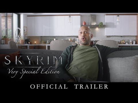 Skyrim: Very Special Edition – Official E3 2018 Trailer