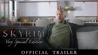 Skyrim: Very Special Edition – Official Trailer thumbnail