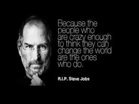 top 10 inspiring quotes of steve jobs youtube
