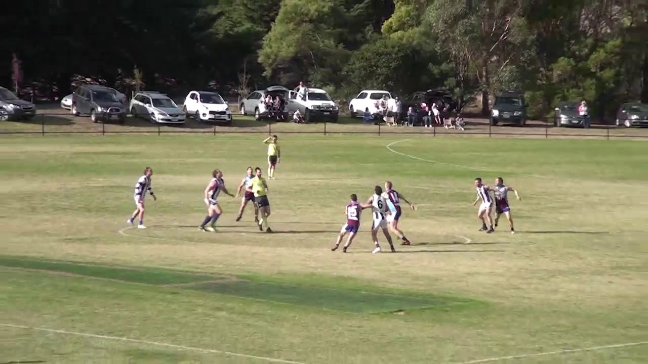 Rd 2 Modewarre vs Anglesea Centre Bounces