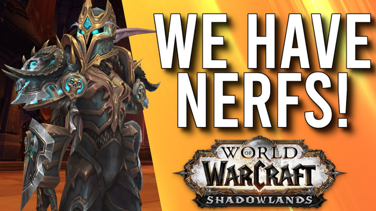 We Got Many Nerfs Today! NEW ANIMA VENDOR Added In Patch 9.1 Shadowlands! - WoW: Shadowlands 9.1