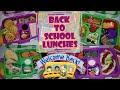 🍏 SOPHIA'S BACK TO SCHOOL LUNCHES | WEEK #1 📚 Bentgo Lunch Ideas