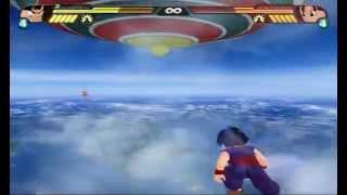 Kid Gohan vs Pan