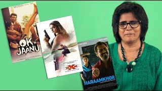 OK Jaanu, XXX Xander cage and Haramkhor! review by Bharti Dubey