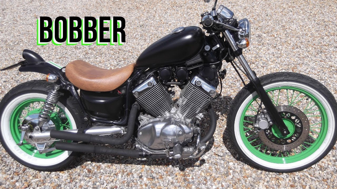 Yamaha Bobber Pictures 3