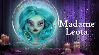 Halloween Collab Custom Doll Repaint - Madame Leota - Disney's Haunted Mansion