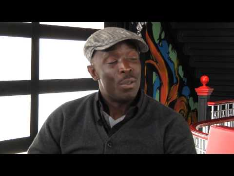 iamlunic speaks Michael Kenneth Williams on iamlunic