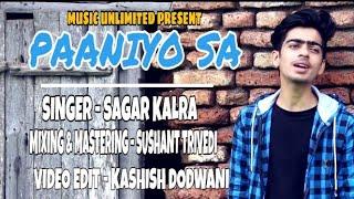 Paniyon Sa  | satyamev jayate | atif aslam | Sagar Kalra | lyrics | Music-Unlimited