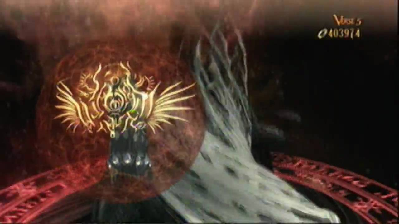 Bayonetta ALL Infernal Demon summons - YouTube