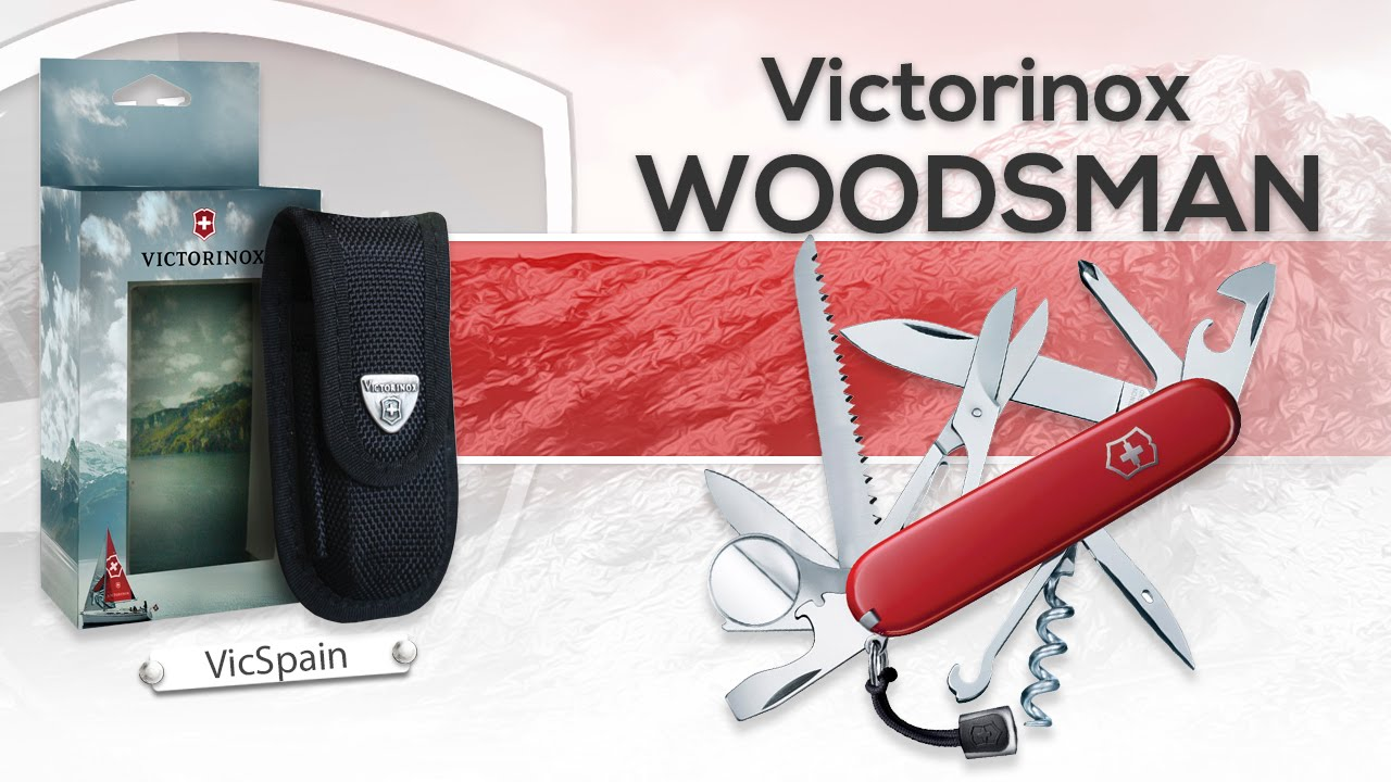 Victorinox Woodsman Discontinued Model All Subtitles