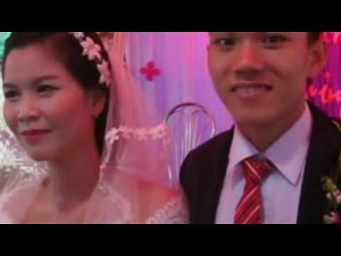 Dam cuoi o tay giang Tien Hai TB - An Lang Ninh Giang -HD