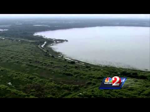 Lake Apopka: From Fisherman's Paradise To Pond Of Poison