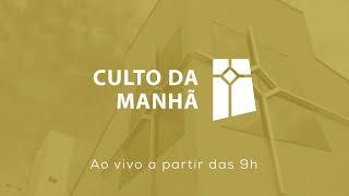 Culto Matutino (14/06/2020)