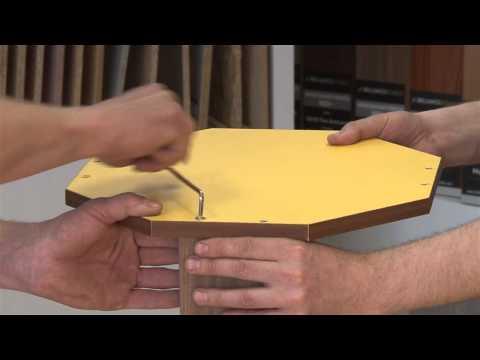 Как самому сделать подставку из дерева для цветов