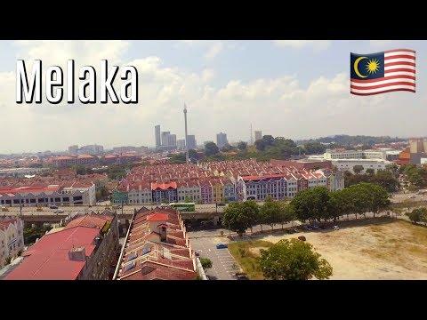 Bus from Kuala Lumpur to Melaka, Malaysia vlog