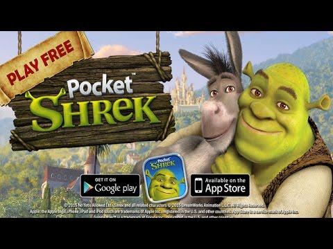 Pocket Shrek [Android/iOS] Gameplay (HD)