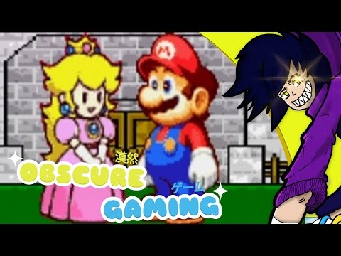 Obscure Gaming: Mario 3 Around the World (Genesis) BOOTLEG