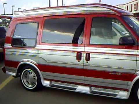 1997 Waldoch Conversion Van
