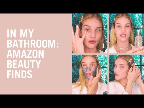Rosie Huntington-Whiteley Shares Her Amazon Beauty Finds