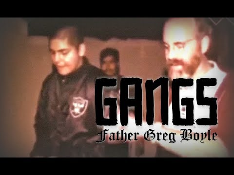 Old CBS news report - Gangs - Greg Boyle