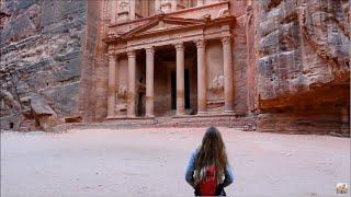 Jordan Travel - Petra, Wadi Rum, The Dead Sea