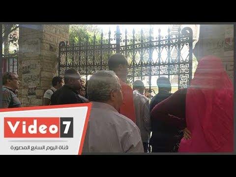 إغلاق -اتحاد المهن الطبية- بسبب خناقة فى نقابة الصيادلة  - 14:22-2018 / 4 / 16