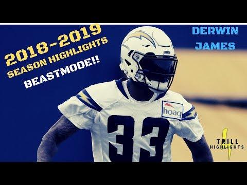 Derwin James 2018-2019 Rookie Season Highlights | Beast